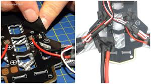 beginners guide on how to build a mini fpv 250 quadcopter using black tape tidy and battery connector jpg1920x1080 310 kb