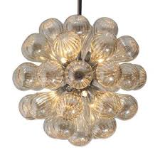 infinity chandelierby viz glass 1 125 globa chandelier