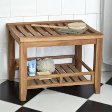 teak bathroom stools. Teak Bathroom Bench Shelf Best Decoration With Regard To Shower Stool Find A Cheap Stools S