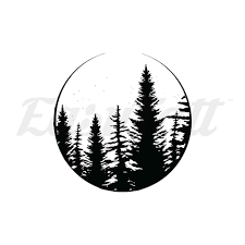Forest Circle By Jen