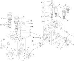 Toro parts groundsmaster 4000 d rotary mower 4 wheel drive manifold assembly no 112 9123 toro 8 25 parts diagram angel wiring diagrams