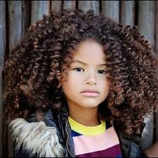 cute little haircuts for curly hair