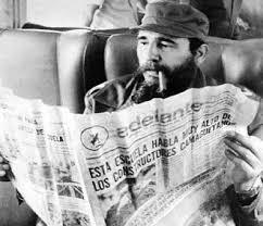 Fidel, el periódico Adelante y una foto para toda la vida (+ Video) |  Cubadebate