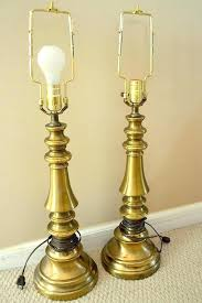 spray paint brass chandelier before after