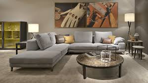 italian furniture designs. Trussardi At International Furniture Shows MOSCOVA Sectional Sofa Coffee Table And SPIGA Lamps Italian Design Brands Designs P