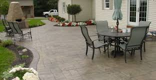 Beautiful Concrete Patio Design Ideas Patio Designs Tips For