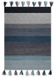 plex handwoven rug 107 grey turquoise