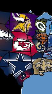 Cool NFL iPhone 8 Wallpaper