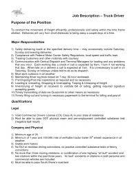 cover letter cover letter template for truck driving job description driver dispatcher route xjob description of dump truck driver job description