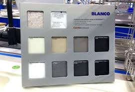 Blanco Sink Colors Cinder Above New Color Samples83