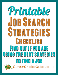 Tips To Find A Job 24 Job Search Networking Strategies To Find Better Job Leads
