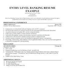 Financial Representative Sample Resume Stunning Sample Resume In Banking And Finance Primeflightsdirtysecrets
