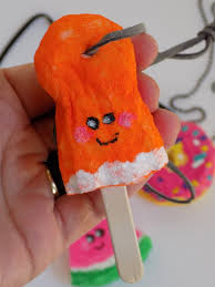 wear or gift your completed diy squishies necklaces enjoy