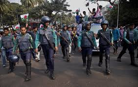 Bangladesh Deploys 600 000 Security Forces Ahead Of Vote Pakistan