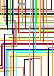 suzuki gsx1300r hayabusa k3 k4 uk colour wiring harness diagram suzuki gsx1300r hayabusa k3 k4 uk spec colour wiring diagram