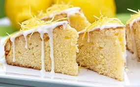 Lovely Ingwer Zitronen Kuchen