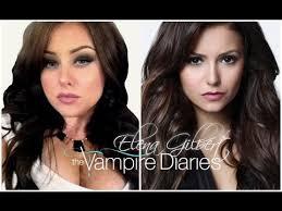the vire diaries elena gilbert season 5 makeup tutorial
