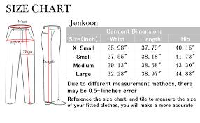 Jenkoon Womens Drawstring Elastic Waist Tencel Cotton Pull