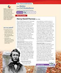 henry david thoreau pdf rc 11 a reflect on understanding to monitor comprehension did you know