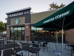 starbucks store exterior. Interesting Starbucks PHOTO The Exterior Of The Ferguson Starbucks Location Is Seen Here April  28 2016 In Ferguson Missouri And Store Exterior 1