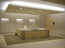 office lightings. Drywall Ceiling Lighting With Cove Office Lightings