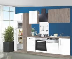 Küchenblock 310 Cm Breit Julia Inkl E Geräte Von Menke Weiss Hg