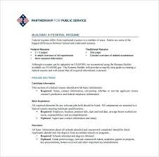 Resume Building Tips Gorgeous Federal Government Resume Writing Service Help Builder Tips 28