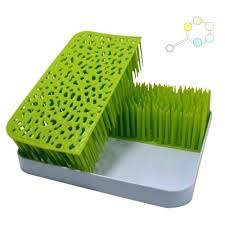 boon grass countertop drying rack boon lawn drying rack boon grass baby bottle drying rack green