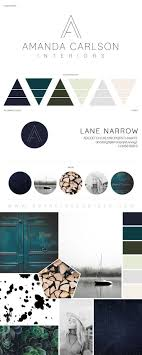 Branding Addicts New Brand Board. Modern and Tranquil Design. Rustic meets  relaxation with a