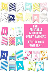 Happy Birthday Sign Templates Happy Birthday Sign Template Library Banner Word For Resume With