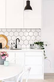 White Floor Tile Kitchen 17 Best Ideas About White Tile Kitchen On Pinterest White Tiles