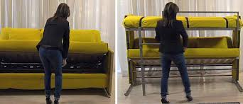 couch bunk bed. Amazing Sofa Turns Into Bunk Bed With Couch Folding