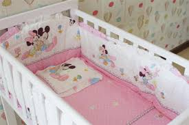royalcot r108 white baby cot free pink minnie mouse bedding set