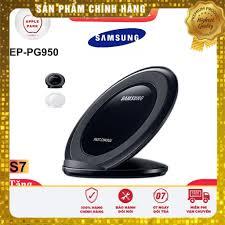 HOT + FREESHIP ] Đế Sạc Không Dây Samsung Cho S8 S9 S10 iPhone 8 X XS 11  Note8 Note9 Sạc Nhanh Chuẩn Qi Fast Charge tại Hà Nội