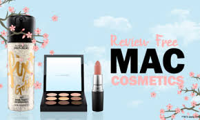 free mac cosmetics magic freebies