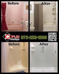 acrylic bathtub surround installation in irvington nj