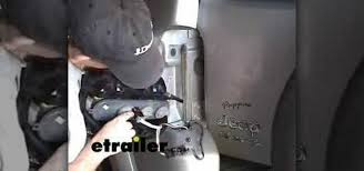 how to install a trailer wiring harness on a jeep liberty car mods 2002 Nissan Frontier Fuses at 2010 Nissan Frontier Factory Trailer Wiring Harness