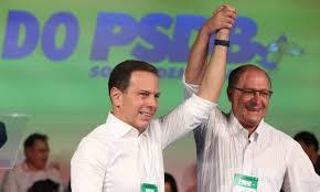 Resultado de imagem para doria alckmin