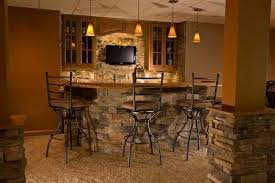 Basement Bar Ideas Stone Basement Bar Ideas Stone Nongzico
