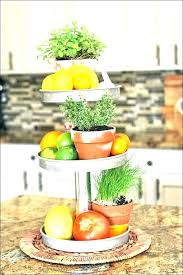 3 tiered fruit stand for kitchen 2 tier bowl full size of stacked metal counter wooden 3 tiered fruit stand