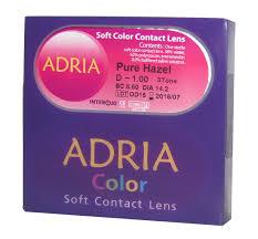 <b>Контактные линзы</b> - Adria <b>color 1</b> Tone