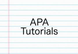 Create Apa Format Document Using Microsoft Word Jg