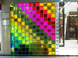 decorative block wall lovely whole glass blocks lighted ideas