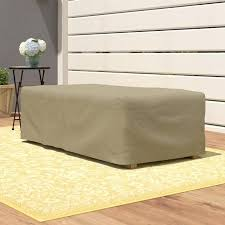 side table cover basics rectangle patio ottoman or side table cover round cloth covered side table