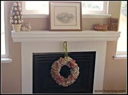 are you going to go paint some tile or would rather know how make that wreath painting tile fireplace n22 fireplace