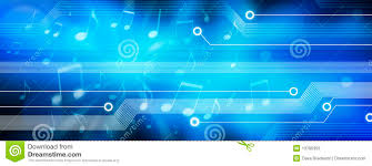 free banner backgrounds music background banner stock image image of media data 13786355
