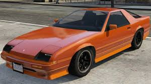 The Imponte Ruiner Is A Classic Door Muscle Car Featured In Gta