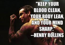 Henry Rollins Quotes. QuotesGram via Relatably.com