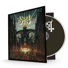 <b>Meliora</b> Deluxe CD – <b>Ghost</b> Store