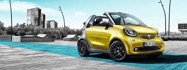 Smart fortwo Cabrio (2016) - pictures, information specs
